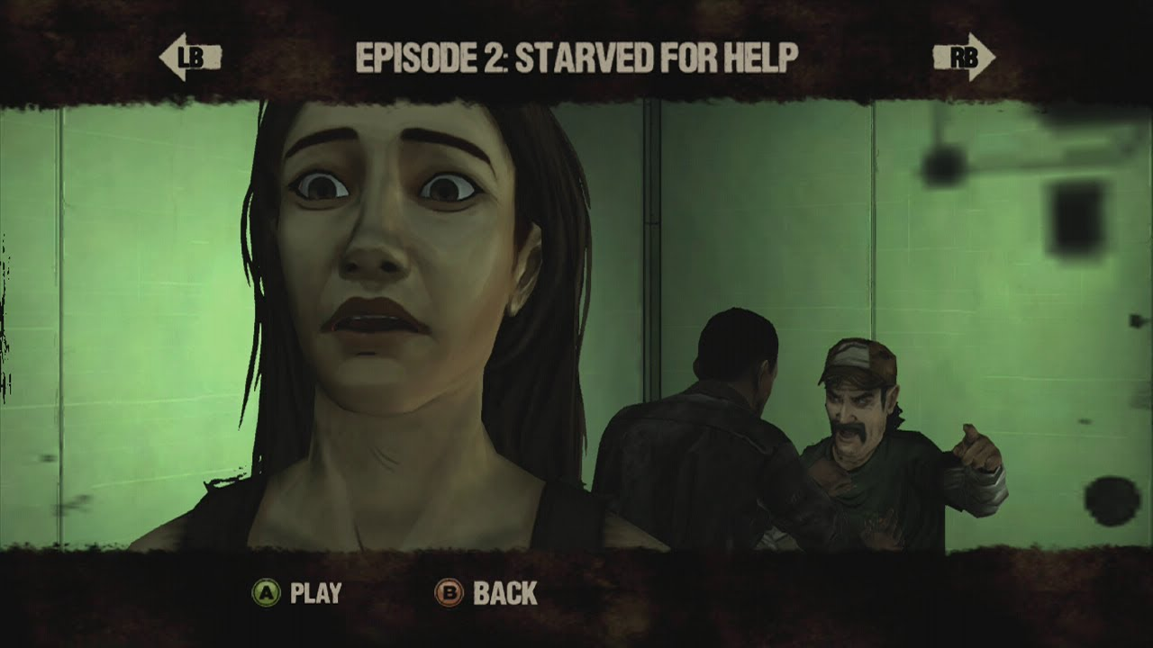 The Walking Dead: A Telltale Games Series - Season 1 - Episode 2 ...