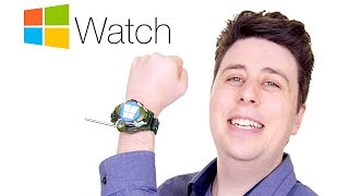 If Microsoft Designed the Apple Watch