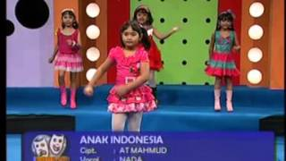 AKU ANAK INDONESIA - NADA - ERA - AT MAHMUD