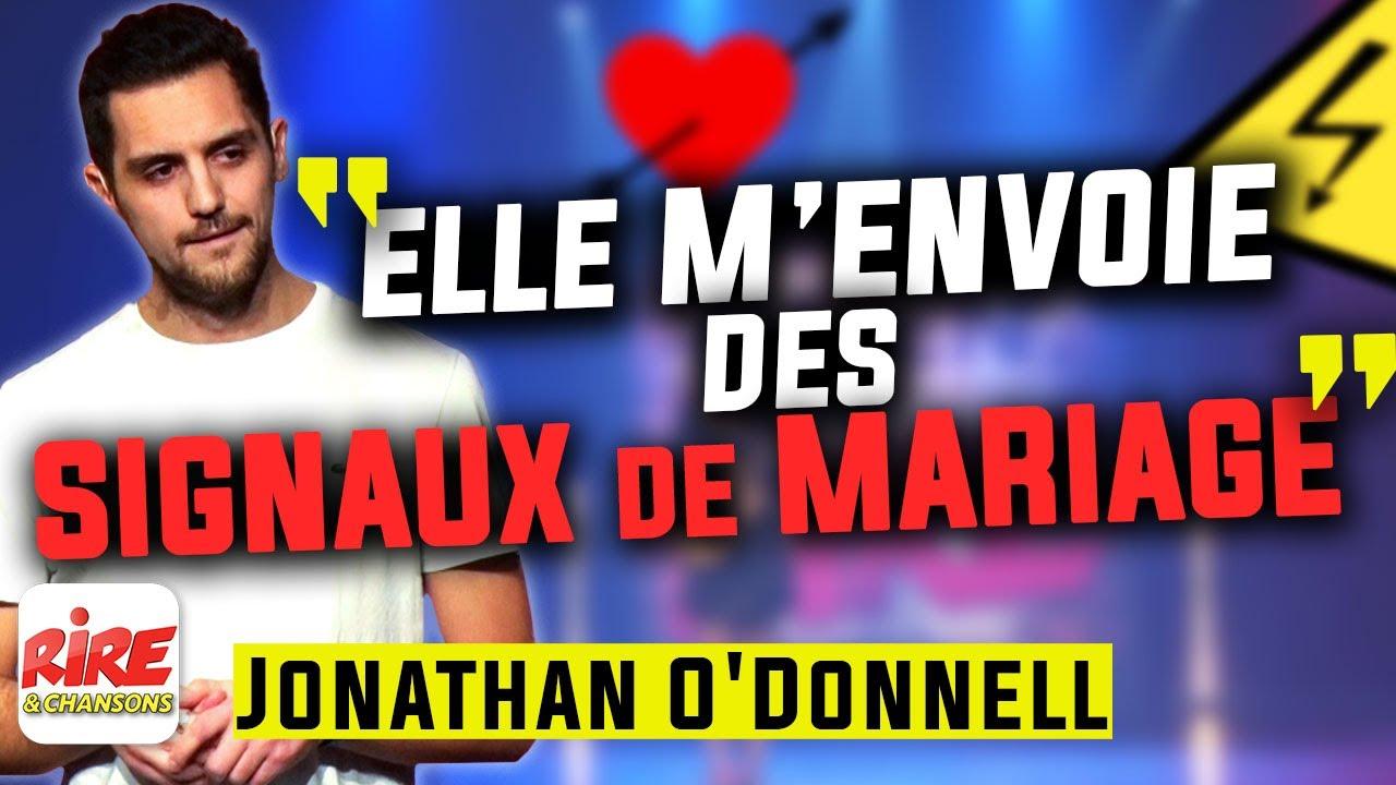 Jonathan O'Donnell - Ma vie à Paris (sketch live) - Rire & Chansons
