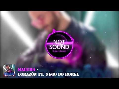 Maluma - Corazón ft. Nego do Borel (Bajos Extras)