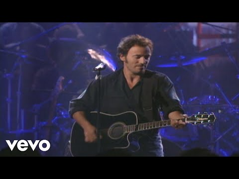 Bruce Springsteen - Red Headed Woman (from In Concert/MTV Plugged)