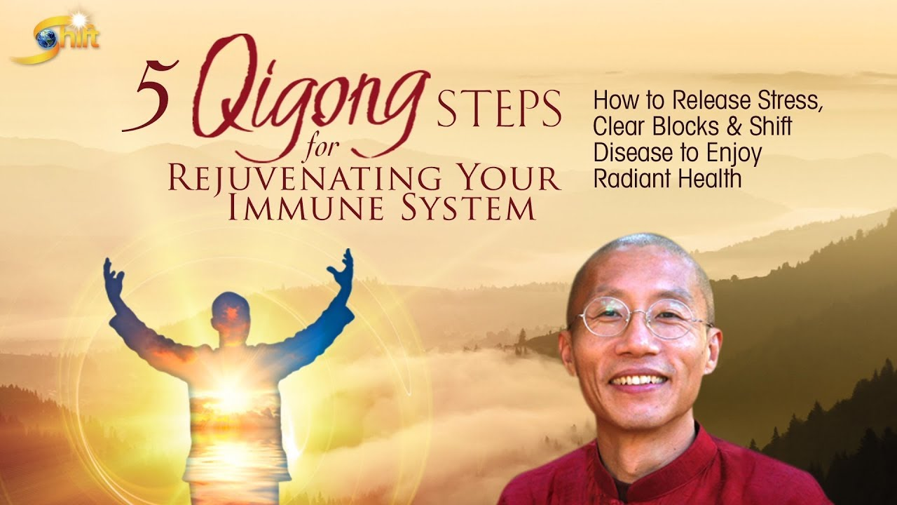 Only $117, courses Qigong for Rejuvenating Your Immune