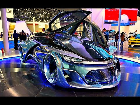 TOP 5 CONCEPT CARS In the World. Future CONCEPT CARS.