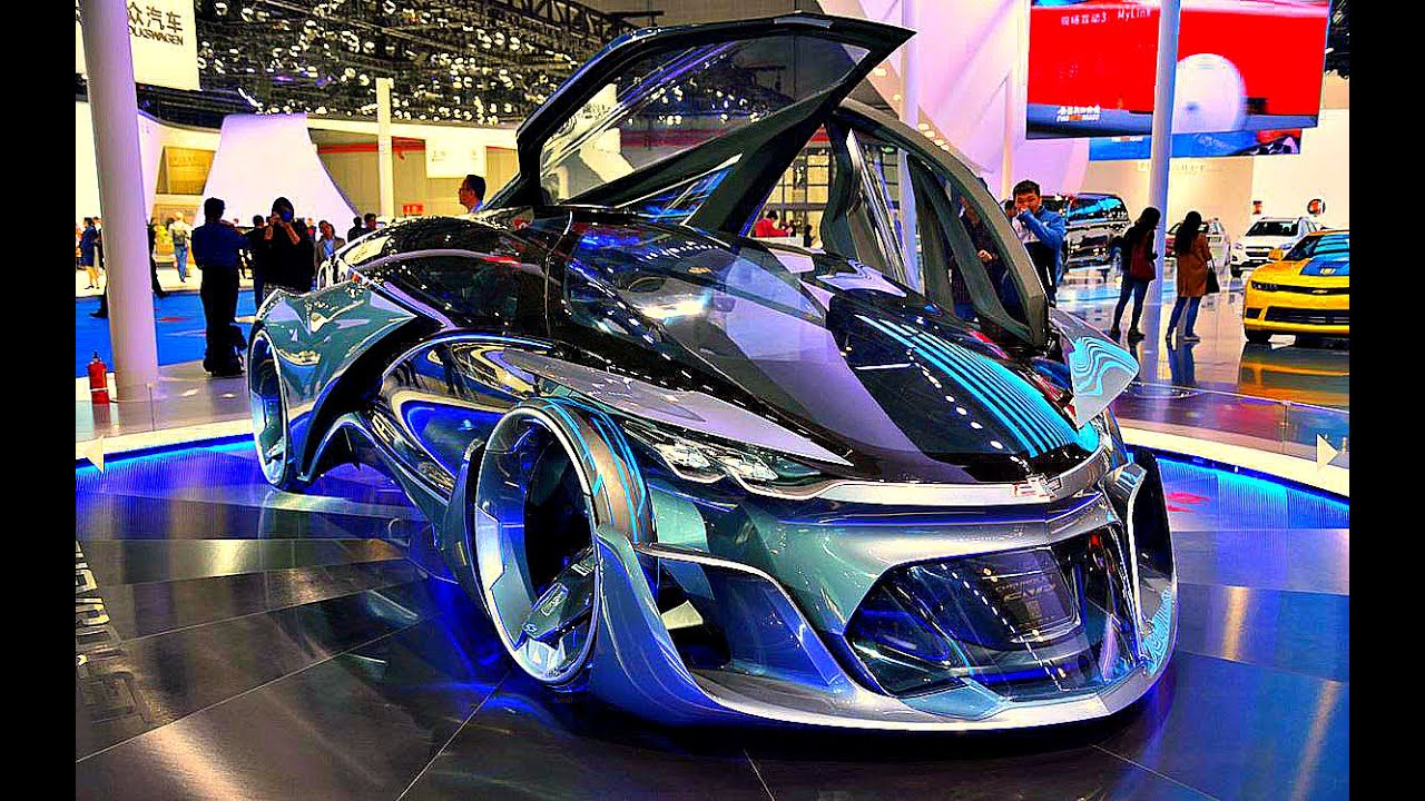 TOP 5 CONCEPT CARS In the World. Future CONCEPT CARS. - YouTube