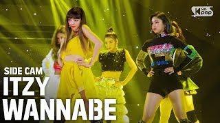 [사이드캠4K] 있지 'WANNABE' (ITZY 'WANNABE' Side FanCam)│@SBS Inkigayo_2020.03.22