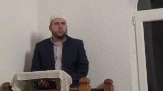 Optimizam vjernika bez obzira na iskušenja - hfz Ammar Bašić