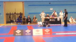 Rose (Nova Forca) - BJJ Surrey Open 2015 - white