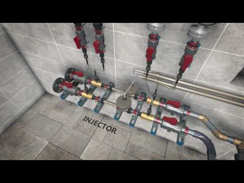 Vaccuperm Chlorine Gas Dosing System