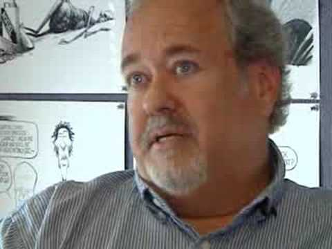 Jim Borgman Raw Interview