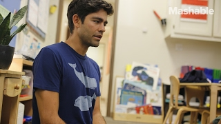 Adrian Grenier wants you to chuck your straws to help our planet