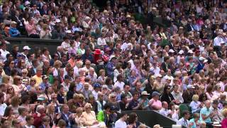 2013 Day 9 Highlights: Juan Martin Del Potro v David Ferrer