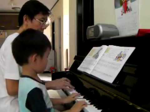Music For Little Mozarts Lesson Book 4  Oh, Dear