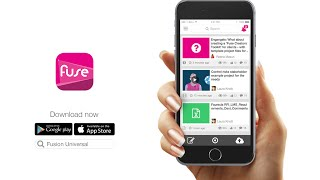 The Fuse Mobile App Has a Brand New Outfit! Mobile Learning In The Workplace