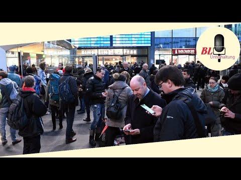 """""""Friederike"""": Deutsche Bahn stellt Fernverkehr bundesweit ein"""