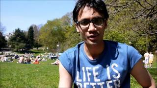 A sunny day in Bergen 18 May 2013 (English Subtitle Available!)