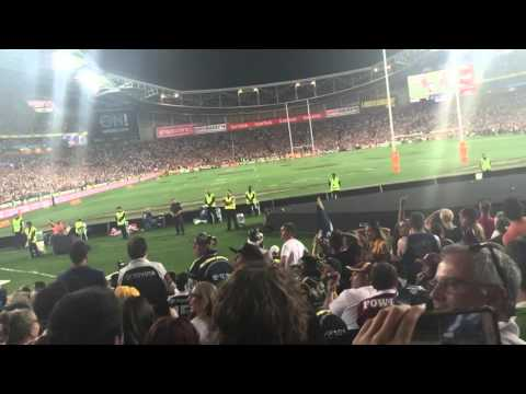 NRL Cowboys Miracle Grand Final TRY