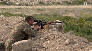 Իմ բանակը. Անհայտի մարտիկներ