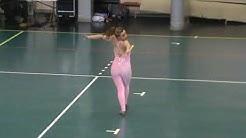 Cynthia Baccelli quart2015 Twirling Draguignan