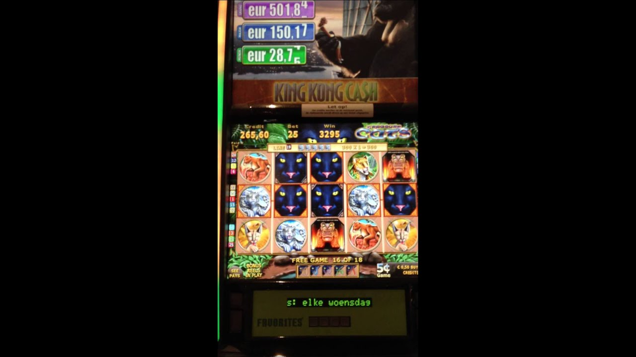 free slot king kong cash