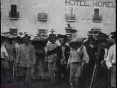 Funeral de Emiliano Zapata.