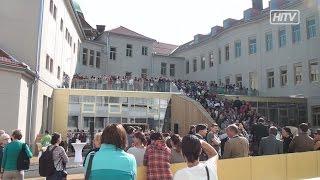 Eröffnung Bildungszentrum Pestalozzistraße