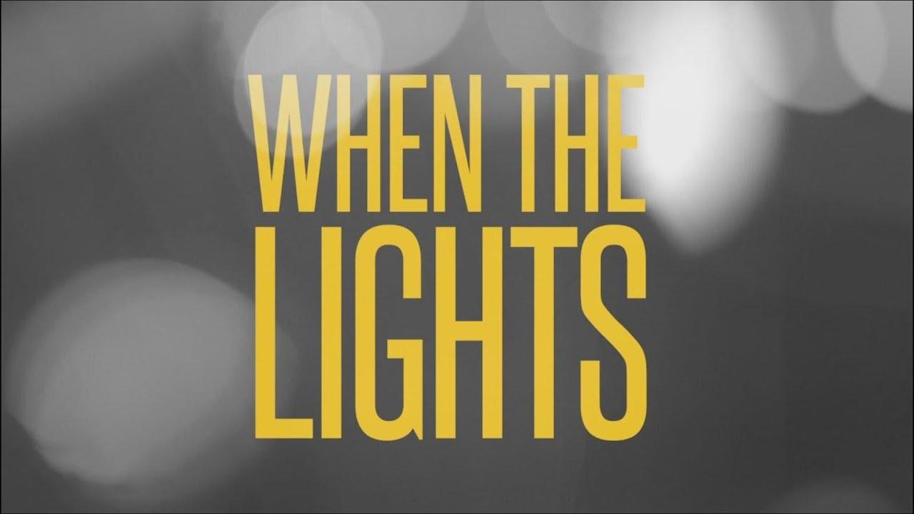 Jason Aldean Lights Go Out