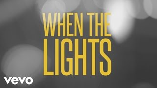 Download Jason Aldean - Lights Come On (Lyric Video) Mp3 and Videos