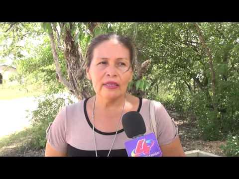 """Comunidad """"El Obraje"""" en Somotillo mejora su calidad de vida con Proyectos de agua y saneamiento"""
