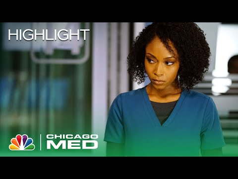 An Abused Wife Worries About Her Husband's Reaction After Surgery - Chicago Med