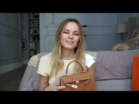 Hermes Kelly 25 Unpacking And Review / Распаковка и обзор Hermes Kelly 25