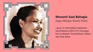 MOMO Latiff - Menanti Saat Bahagia (lagu malayu klasik 50an)