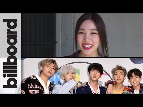 Tiffany Young talks BTS Friendship, Shares Advice for Them | Billboard