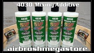 4030 خلط المضافة Createx الألوان