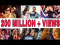 Most Viewed Bollywood Song on YouTube | 200 Million + Views | Music and Etc