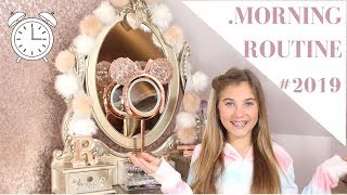 GET READY WITH ME (my 2019 morning routine!) | Rosie McClelland