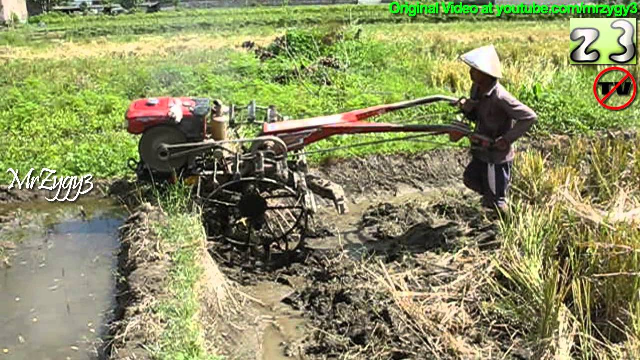 Farm Tractor 2 Wheel : Yanmar kubota two wheel tractor best of doovi