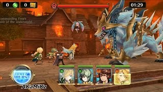 Valkyrie Connect (Android/iOS) Gameplay