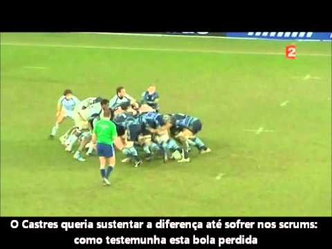 RugbyMania - Cardiff Blues v Castres - H Cup 2010-11 - R5 - rugby