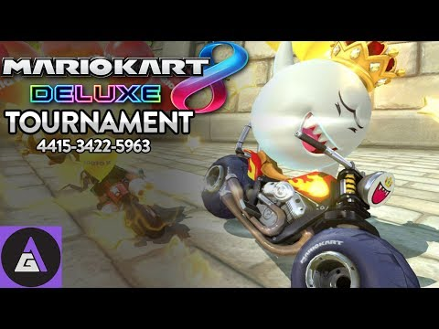 ARE YOU THE BEST? - Mario Kart 8 Deluxe Community Tournament