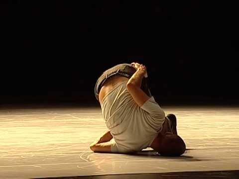 Emanuel Gat Dance / Winter Variations @ Novel Hall Taipei