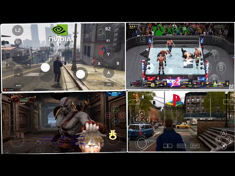 How To Play PSP/PS2/XBOX/PC GAMES ON ANDROID For Free || Play Now All Your Favorite Hd Games