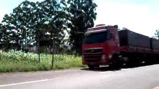 Protesto caminhoneiros apucarana pr 22/02/2015