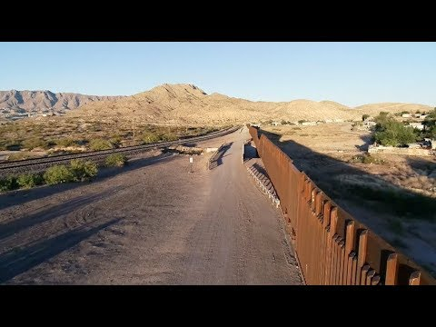 US-Mexico Border Wall Splits Local Communities of Border Cities