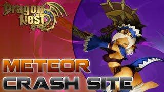 Dragon Nest - CN - Kali [Level 60 - Meteor Crash Site - Abyss Party]