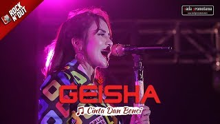 Download [NEW] Geisha - Cinta Dan Benci | Live Konser Apache ROCK N DUT | MATARAM 28 Oktober 2017