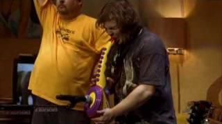 Tenacious D - Sax-a-Boom, Jack Black on Electronic Saxophone