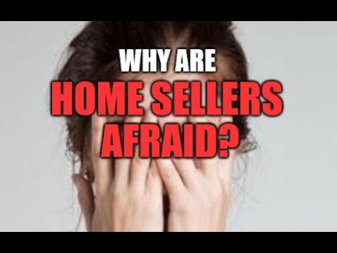 WHY ARE HOME SELLERS AFRAID? HOME BUYING FRENZY, BIDDING WARS, REAL ESTATE PRICES SKYROCKETING