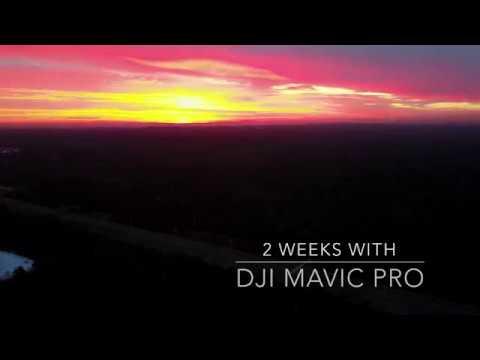 The Netherlands, Zeist winter 2017 | 4k | DJI Mavic Pro