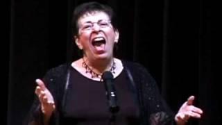 Paula Rehr singing Musetta